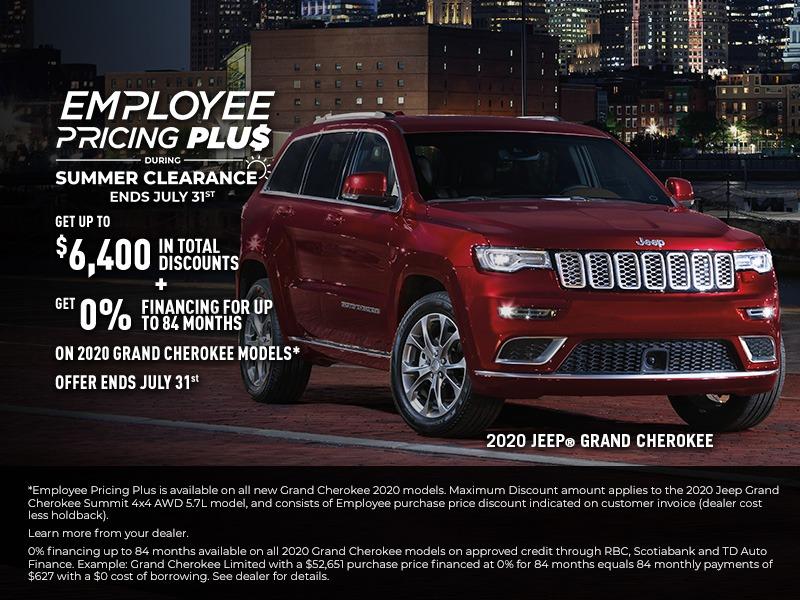 Jeep Specials